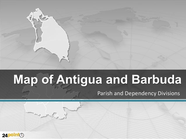 Parish and Dependency Divisions