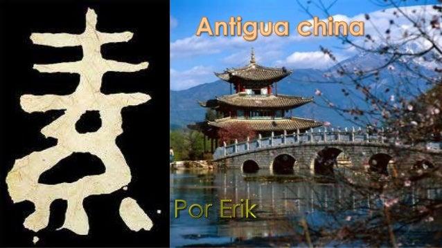 Resultado de imagen de china antigua