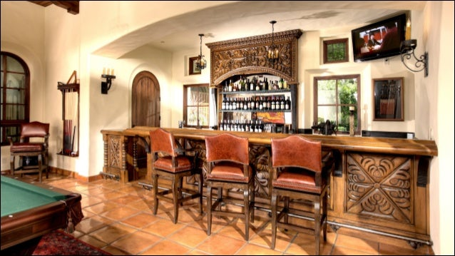 antigua decor 2 - Spanish Decor