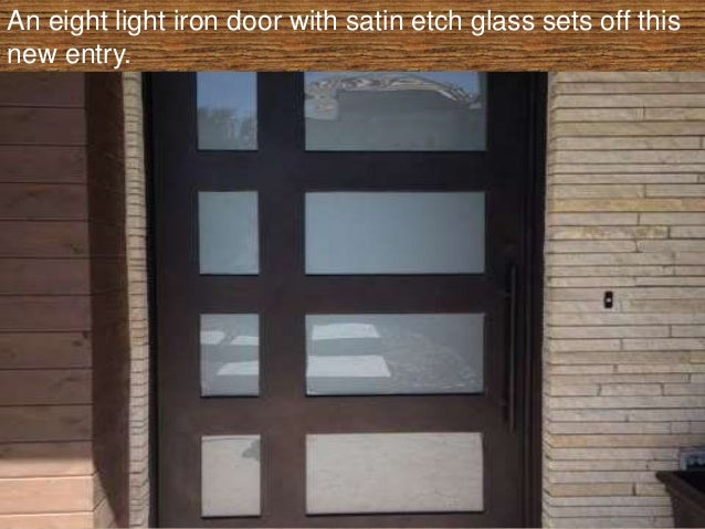& Customized Unique Style Doors