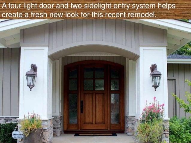 8. & Customized Unique Style Doors