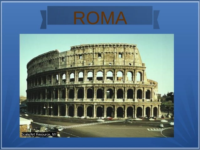 Antigua Roma Slide 1