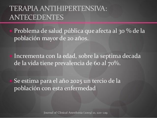 Antihipertensivos Slide 2