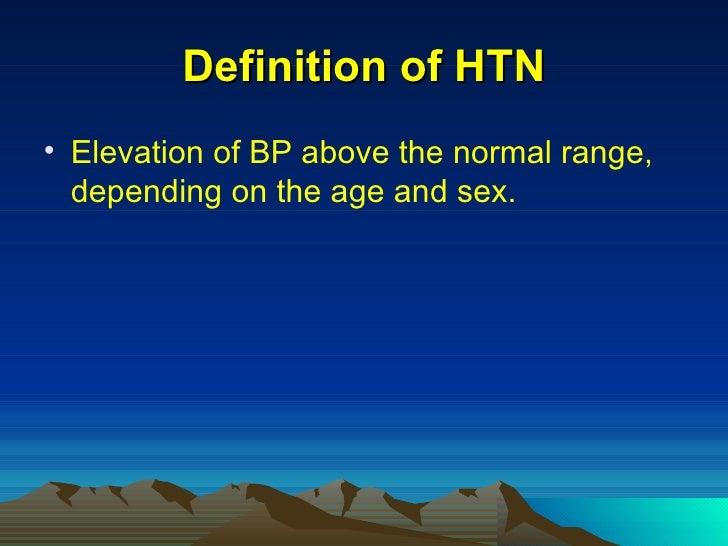 Anti Hypertensive Drugs Slide 2