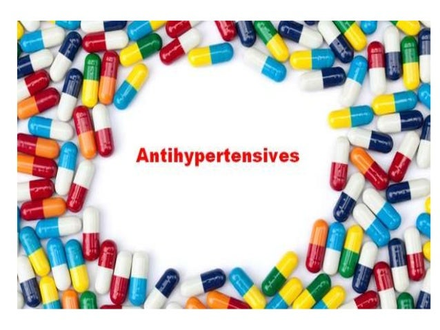 Antihypertensives are a class of drugs that are used to treat hypertension (high blood pressure). Antihypertensive therapy...