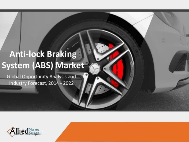anti lock braking system Anti-lock braking systems in cars (abs) what are anti-lock braking systems (abs ) the main purpose of abs is to prevent skidding where loss.
