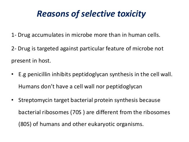 SELECTIVE TOXICITY DOWNLOAD