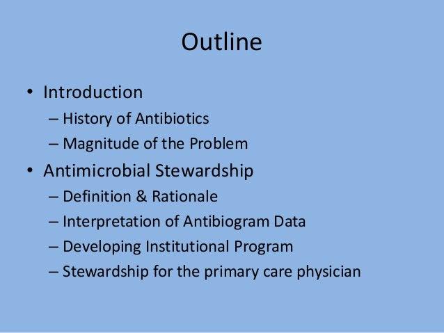 Antimicrobial Stewardship Slide 2