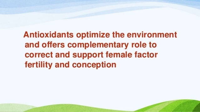 role of oxidative stress in female reproduction autos post