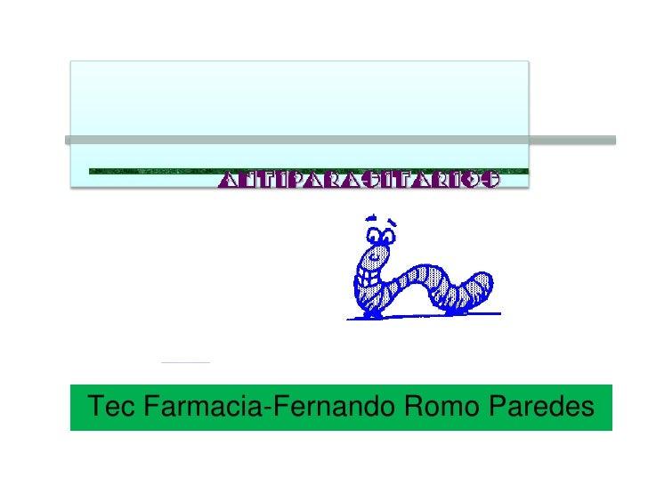 Tec Farmacia-Fernando Romo Paredes