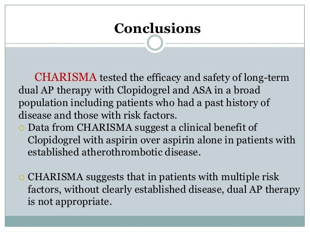 antiplatelets and elderly patients