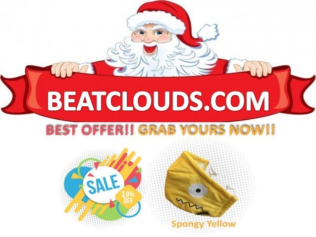 BEATCLOUDS™ N95 PM 2.5 anti pollution facemasks are an effective and fashionable way to fight the daily air pollution to h...