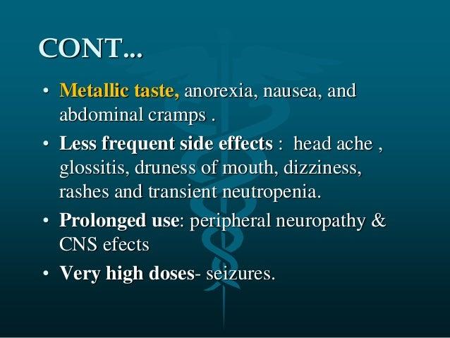 Anti protozoal and anti malarial drugs