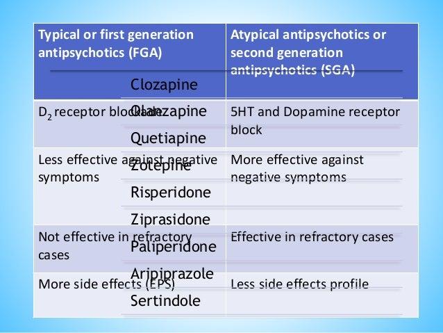 Antipsychotic drug