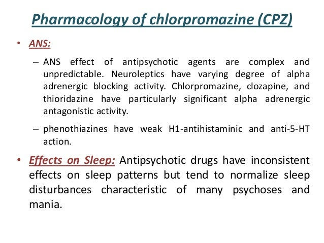 mechanism of action of antipsychotic drugs pdf
