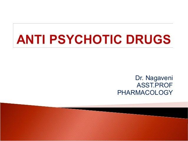 Dr. Nagaveni ASST.PROF PHARMACOLOGY