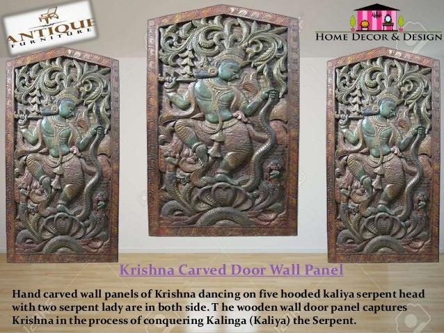Antique vintage indian wall decor panels (mogulinterior)