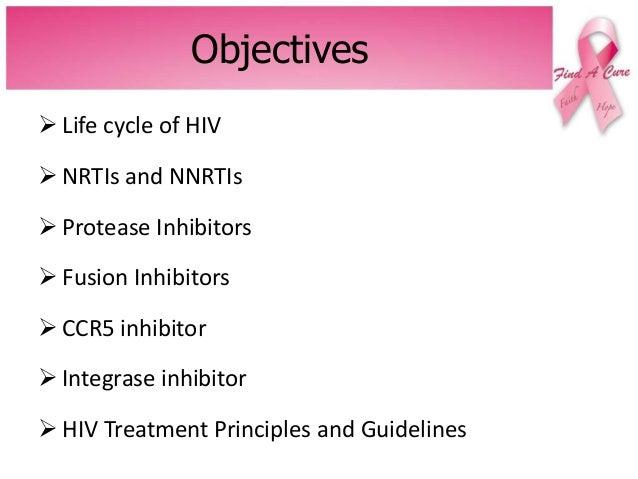Antiretroviral drugs Slide 2