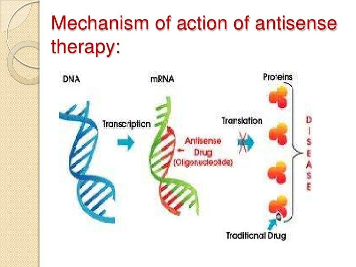 antisense oligonucleotides