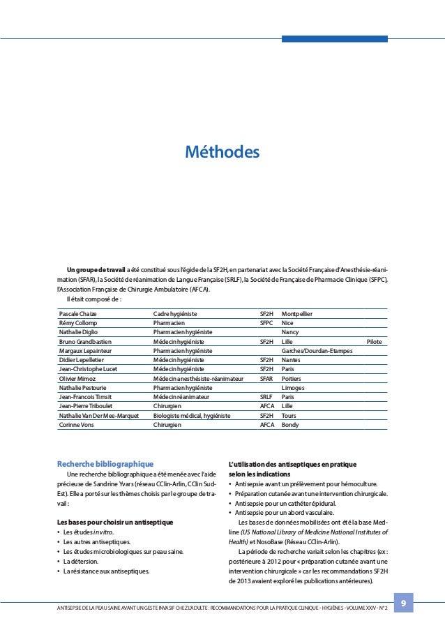 Antisepie2016 Antisepsie Sf2h