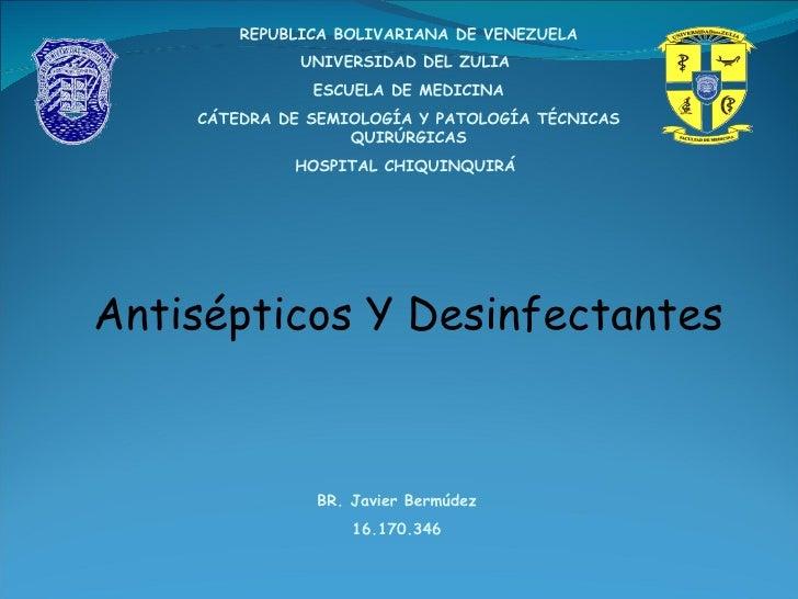 REPUBLICA BOLIVARIANA DE VENEZUELA UNIVERSIDAD DEL ZULIA  ESCUELA DE MEDICINA CÁTEDRA DE SEMIOLOGÍA Y PATOLOGÍA TÉCNICAS Q...