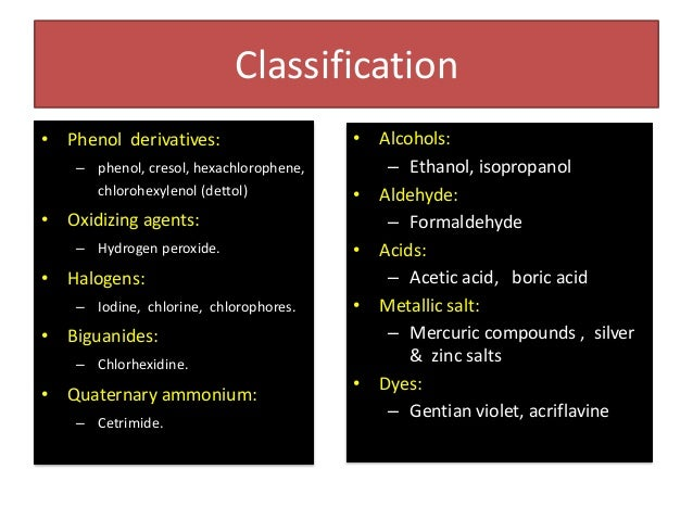 differentiate between antiseptic and disinfectant