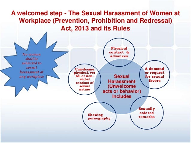 Sexual harassment at work statistics in india