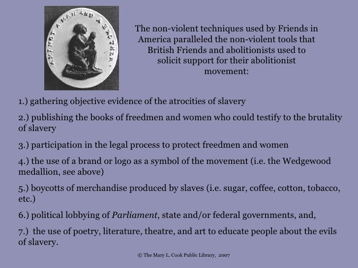 Anti Slavery Amp Ugrr Research Committee Report