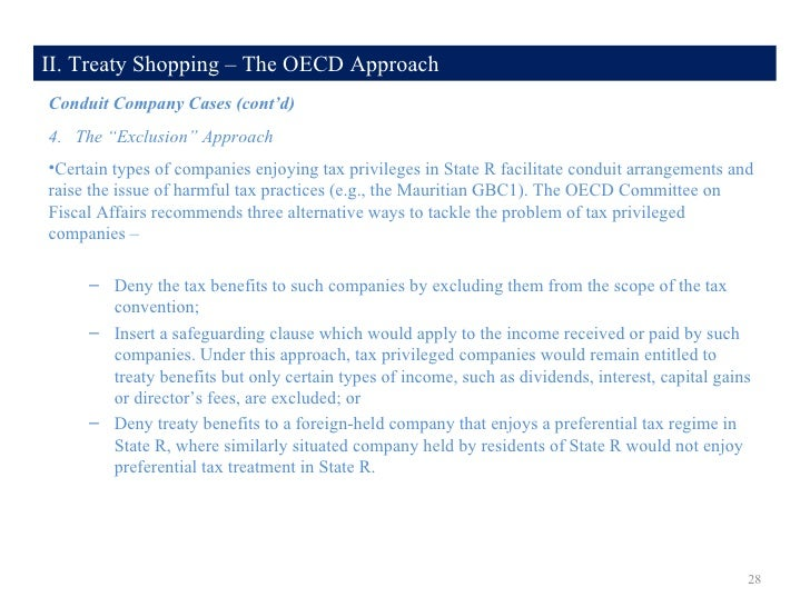 Oecd Model Tax Convention 2010 Pdf