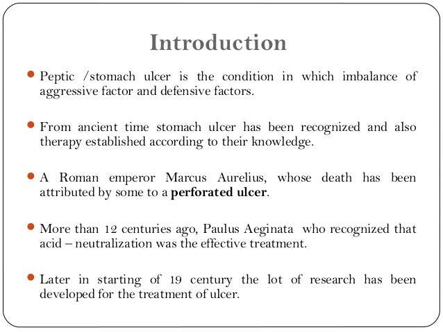 Anti-ulcer drugs |authorstream.