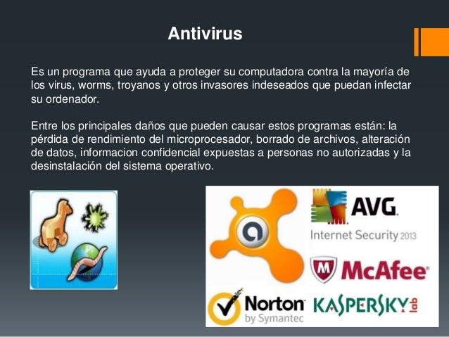 Antivirus Slide 2