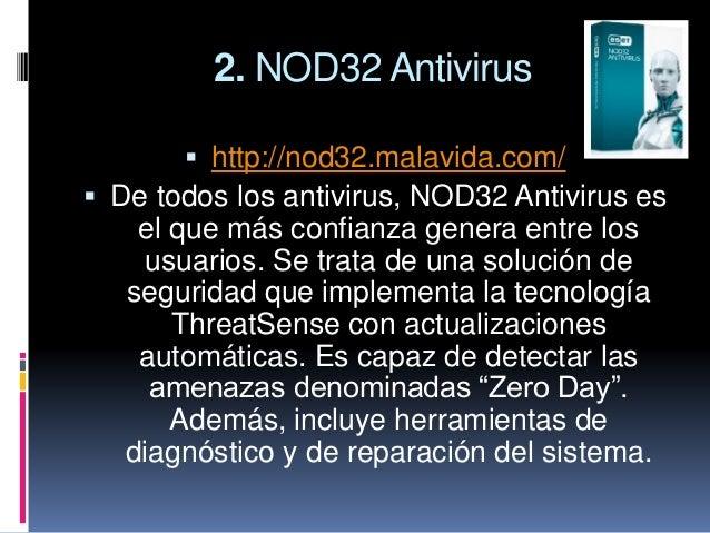 Antivirus informatica Slide 3
