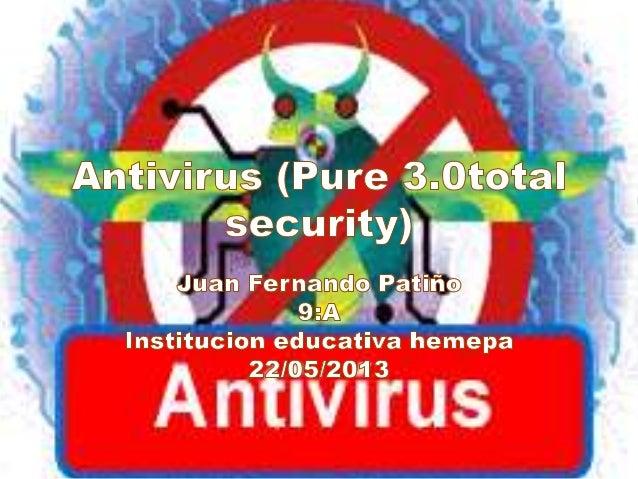 Antivirus (pure 3