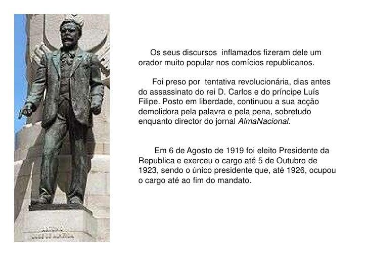 António José de Almeida Slide 3
