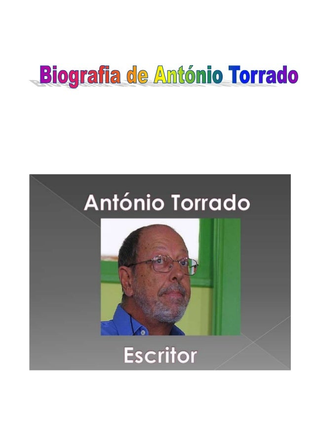 António Torrado (Lisboa, 21 de novembro de 1939) é  um escritor português voltado para a literatura infanto-juvenil.  Antó...