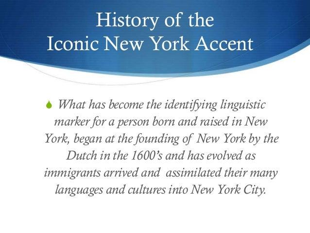 Talk:New York City English