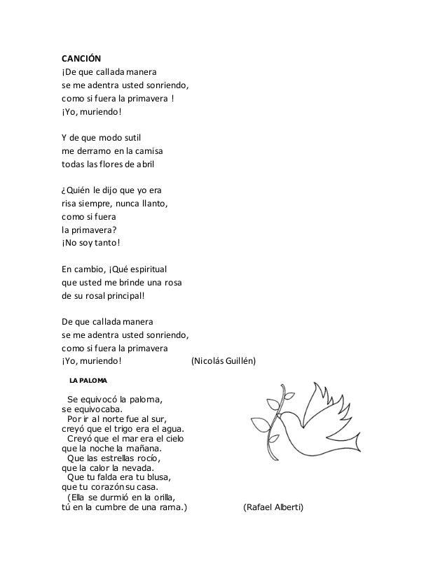 Antología Poética 6to