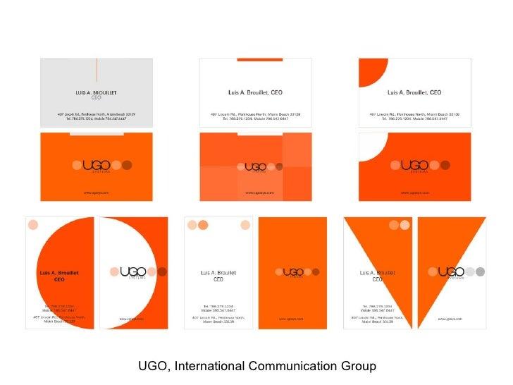 UGO, International Communication Group