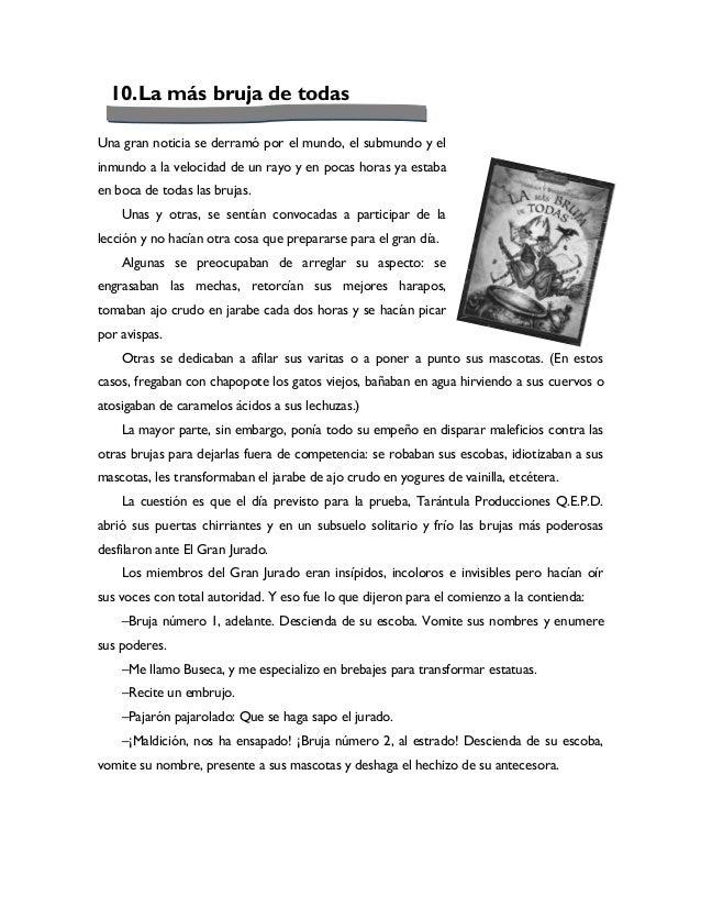 Antología de lecturas para 4° grado