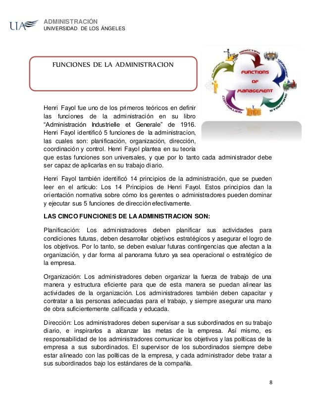 Antologia de administracion