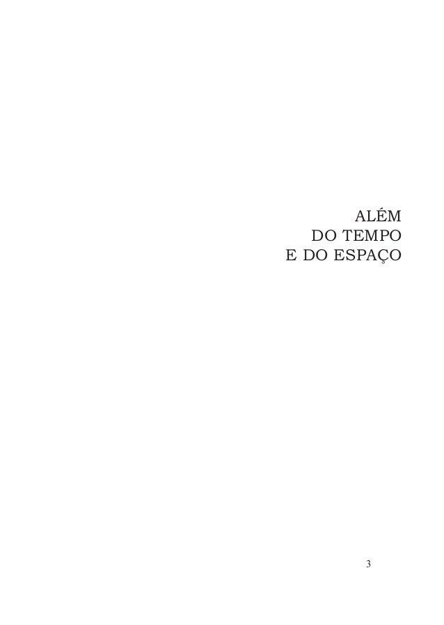 Antologia de autores brasileiros - alem do tempo e do espaço Slide 3