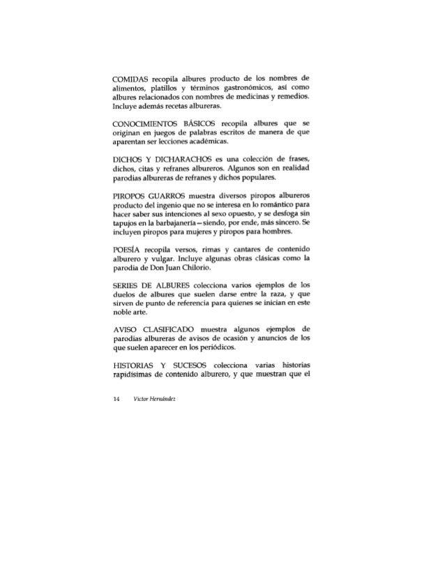Antologia Del Albur