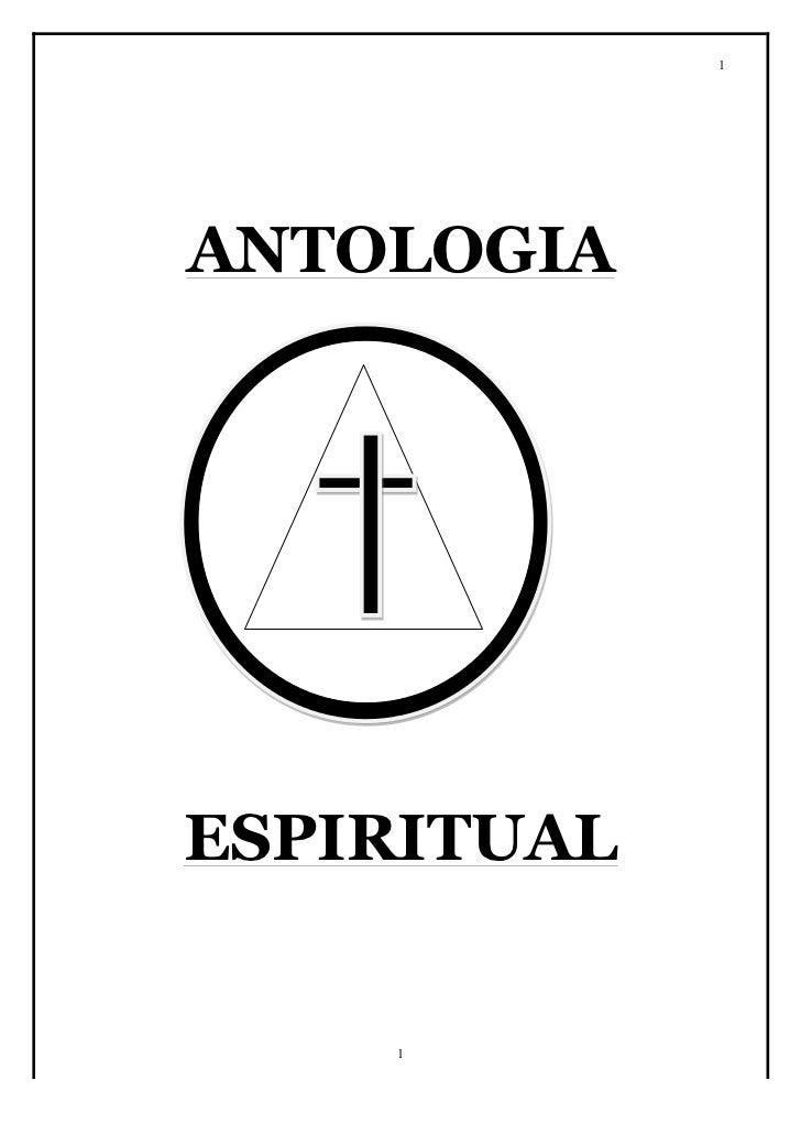 1ANTOLOGIAESPIRITUAL    1