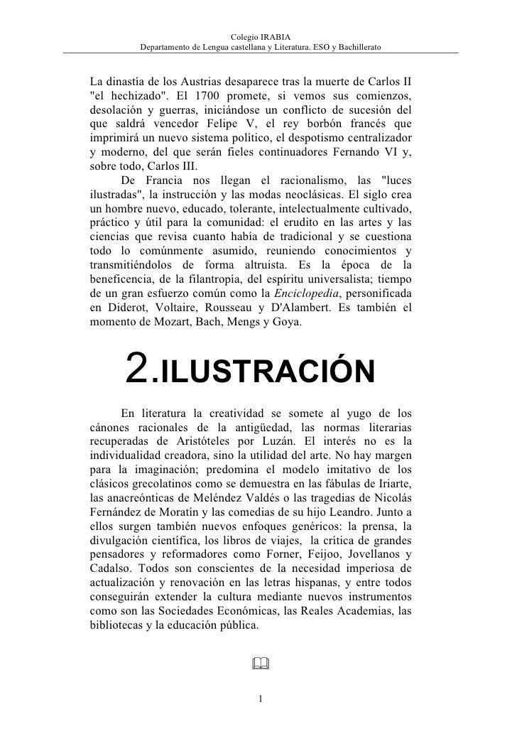 Colegio IRABIA          Departamento de Lengua castellana y Literatura. ESO y BachilleratoLa dinastía de los Austrias desa...