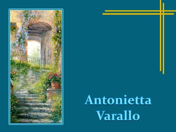 Antonietta Varallo<br />
