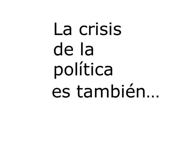 Micropolítica. Nuevas reglas del juego político Slide 2