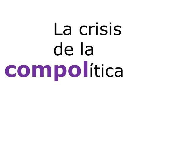 Micropolítica. Nuevas reglas del juego político Slide 3