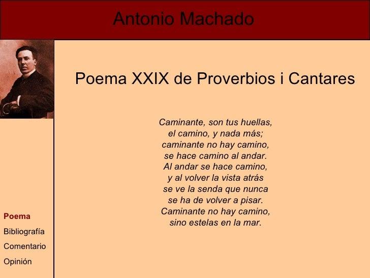 Antonio Machado 1 Oriol Crosa