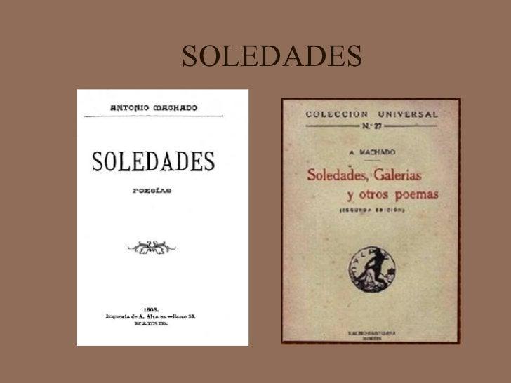 SOLEDADES