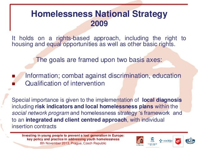 health issues of the homeless population Exploring the health issues of hidden homeless iv drug users in a mid-sized canadian community by kimberley dobson  population health approach.